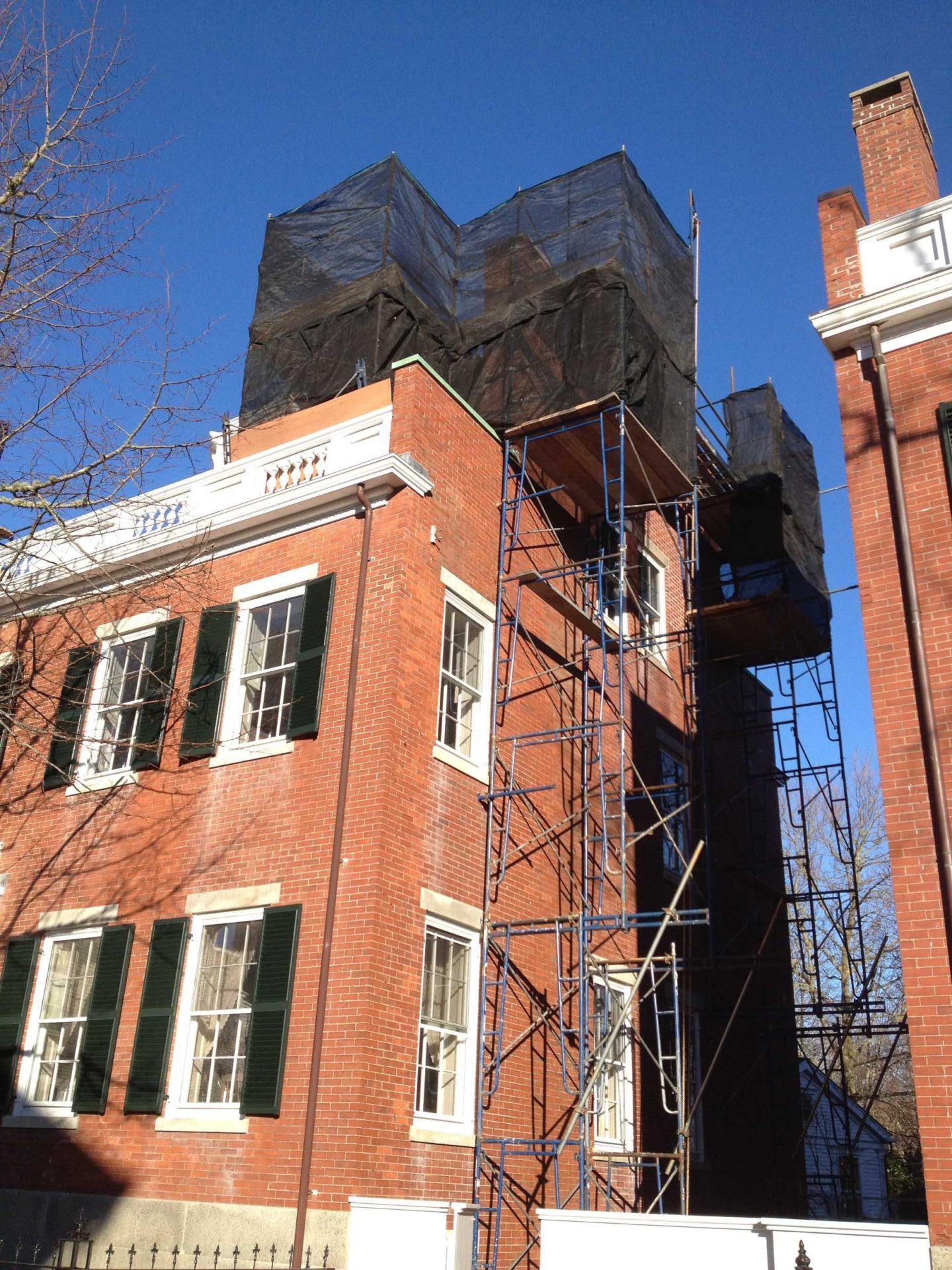 Nantucket Restoration