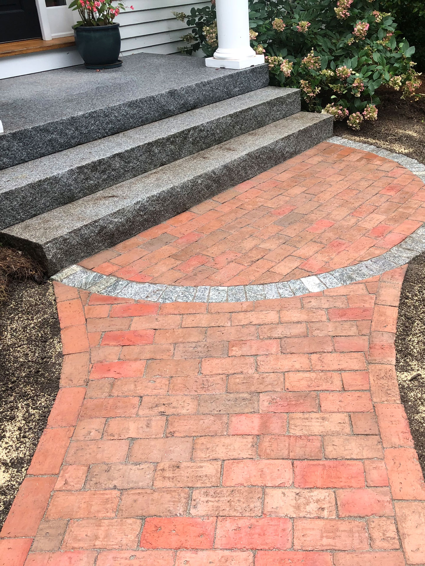 Walkway Install